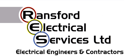 Ransford Electrical Services Logo