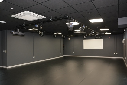 Tuxford Acadamy drama room