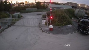 CCTV Dusk